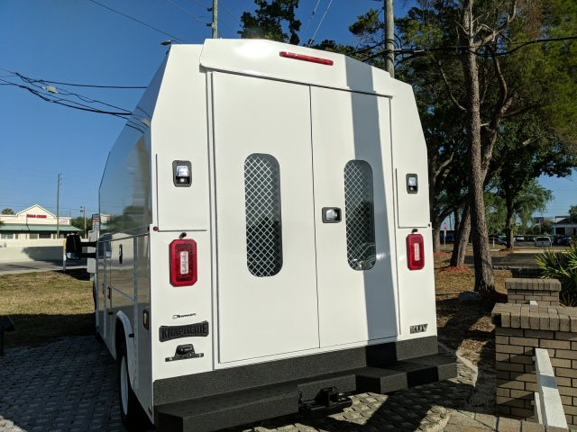 2017 Transit 350 HD DRW, Service Utility Van #18F287 - photo 4