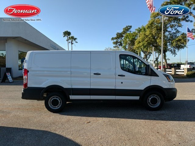 2018 Transit 250 Low Roof 4x2,  Empty Cargo Van #18F305 - photo 3