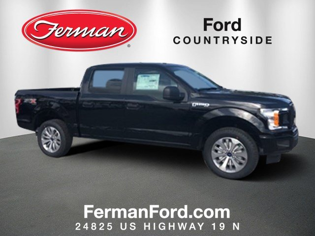 2018 F-150 Crew Cab 4x4, Pickup #18F314 - photo 1