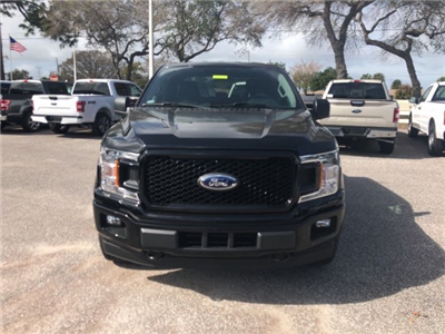 2018 F-150 Crew Cab 4x4, Pickup #18F314 - photo 4