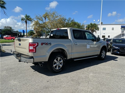 2018 F-150 Crew Cab 4x4, Pickup #18F363 - photo 2