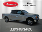 2018 F-150 Crew Cab 4x4, Pickup #18F363 - photo 1