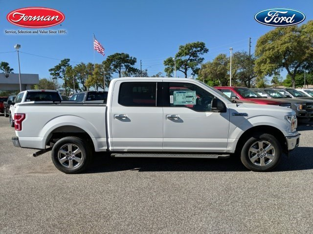 2018 F-150 SuperCrew Cab 4x2,  Pickup #18F364 - photo 3