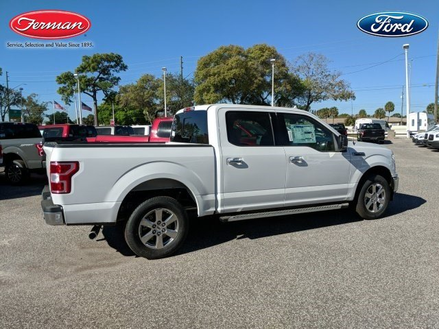2018 F-150 SuperCrew Cab 4x2,  Pickup #18F364 - photo 2