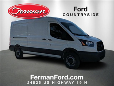 2018 Transit 250 Med Roof, Cargo Van #18F390 - photo 1