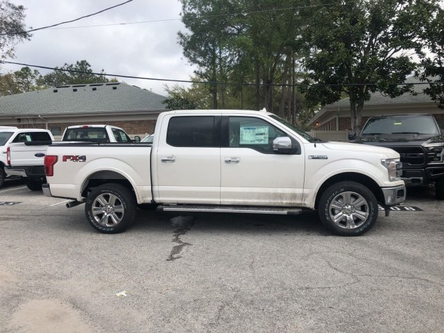 2018 F-150 Crew Cab 4x4, Pickup #18F392 - photo 3
