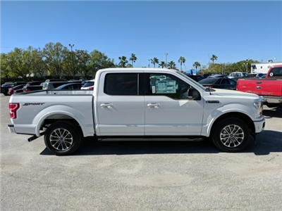 2018 F-150 Crew Cab, Pickup #18F406 - photo 3