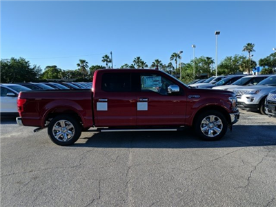 2018 F-150 SuperCrew Cab, Pickup #18F442 - photo 3