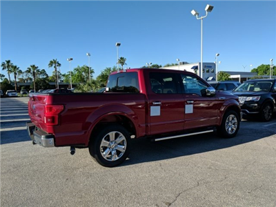 2018 F-150 SuperCrew Cab, Pickup #18F442 - photo 2