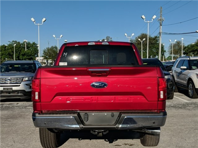 2018 F-150 SuperCrew Cab, Pickup #18F442 - photo 4