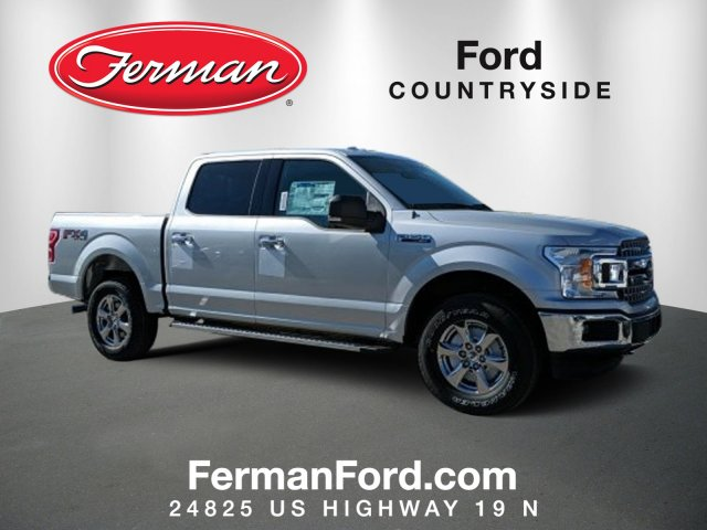 2018 F-150 Crew Cab 4x4, Pickup #18F452 - photo 1