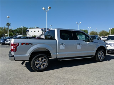 2018 F-150 Crew Cab 4x4, Pickup #18F452 - photo 2
