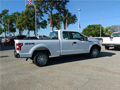 2018 F-150 Super Cab 4x4,  Pickup #18F472 - photo 2