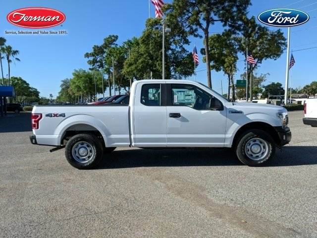 2018 F-150 Super Cab 4x4,  Pickup #18F474 - photo 3