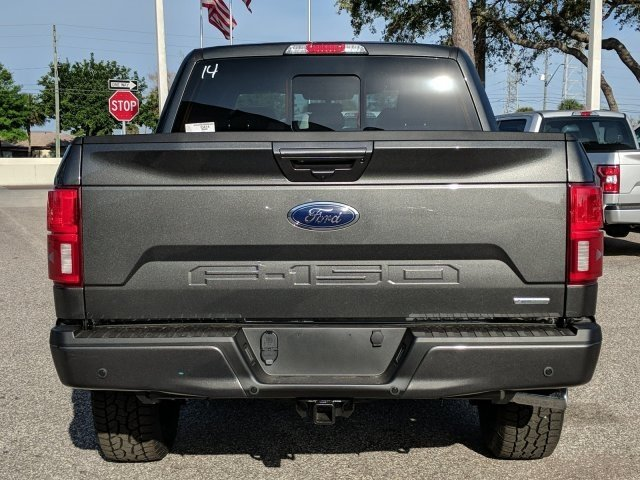 2018 F-150 SuperCrew Cab 4x4, Pickup #18F511 - photo 4