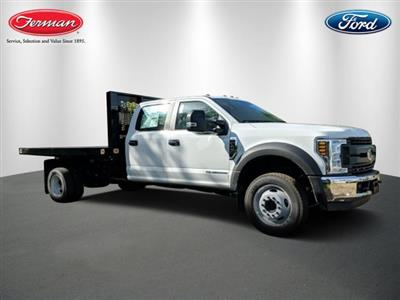 2018 F-450 Crew Cab DRW,  Knapheide Value-Master X Platform Body #18F519 - photo 1