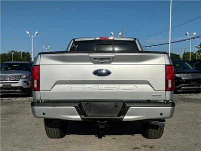 2018 F-150 SuperCrew Cab 4x4,  Pickup #18F520 - photo 4