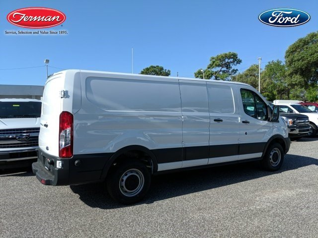 2018 Transit 250 Low Roof 4x2,  Empty Cargo Van #18F588 - photo 2