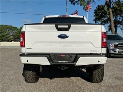 2018 F-150 SuperCrew Cab 4x4,  Pickup #18F592 - photo 4