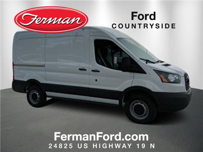 2018 Transit 250 Med Roof 4x2,  Upfitted Cargo Van #18F682 - photo 1