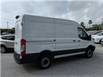 2018 Transit 250 Med Roof 4x2,  Upfitted Cargo Van #18F682 - photo 3
