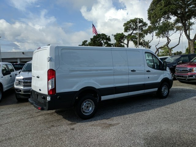 2018 Transit 250 Low Roof,  Empty Cargo Van #18F726 - photo 2