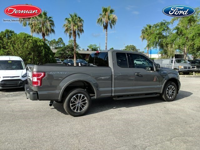 2018 F-150 Super Cab 4x2,  Pickup #18F771 - photo 2