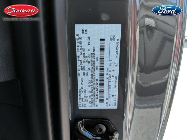 2018 F-150 Super Cab 4x2,  Pickup #18F771 - photo 12