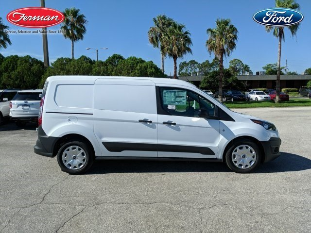 2018 Transit Connect 4x2,  Empty Cargo Van #18F816 - photo 3