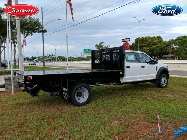 2018 F-450 Crew Cab DRW 4x2,  Knapheide Platform Body #18F845 - photo 2