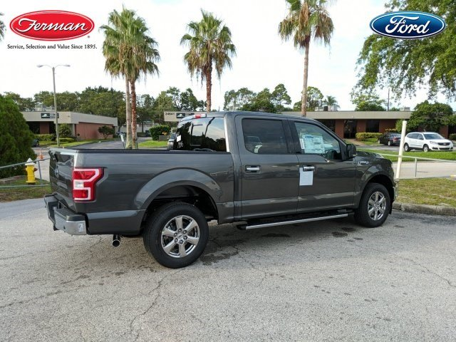 2018 F-150 SuperCrew Cab 4x2,  Pickup #18F867 - photo 2