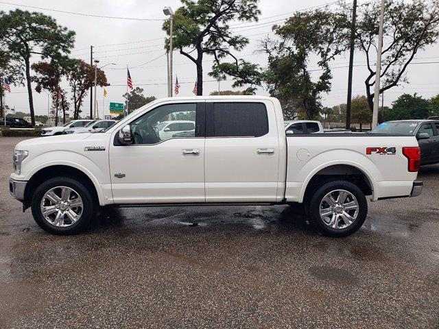 2018 F-150 SuperCrew Cab 4x4,  Pickup #18F880 - photo 2