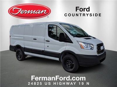 2018 Transit 250 Low Roof 4x2,  Empty Cargo Van #18F909 - photo 1
