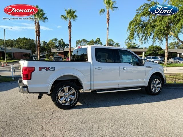 2018 F-150 SuperCrew Cab 4x4,  Pickup #18F922 - photo 3