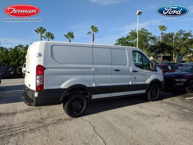 2018 Transit 250 Low Roof 4x2,  Empty Cargo Van #18F923 - photo 2
