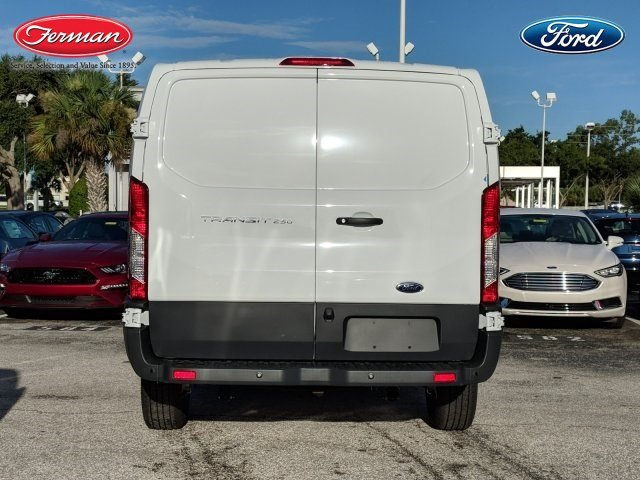 2018 Transit 250 Low Roof 4x2,  Empty Cargo Van #18F923 - photo 3