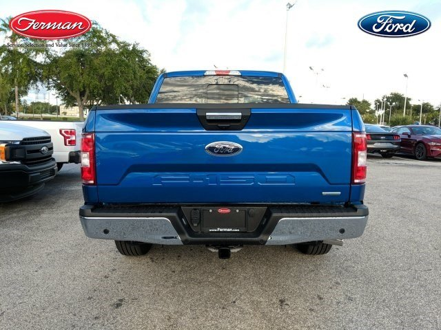 2018 F-150 SuperCrew Cab 4x2,  Pickup #18F971 - photo 4