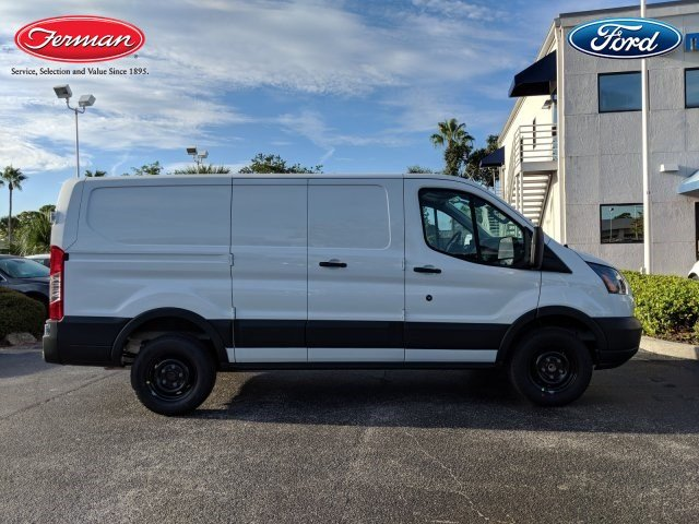 2018 Transit 250 Low Roof 4x2,  Empty Cargo Van #18F999 - photo 3