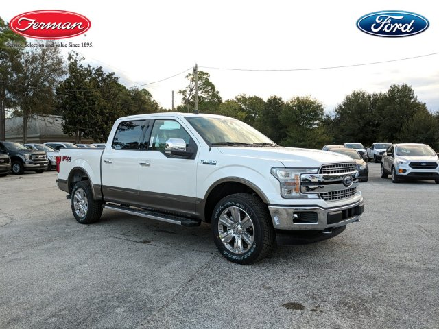 2019 F-150 SuperCrew Cab 4x4,  Pickup #19F106 - photo 1