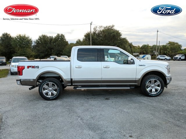 2019 F-150 SuperCrew Cab 4x4,  Pickup #19F106 - photo 3