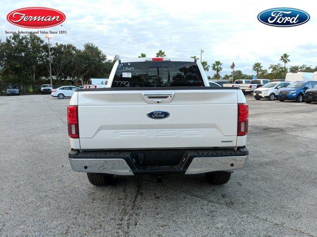 2019 F-150 SuperCrew Cab 4x4,  Pickup #19F106 - photo 4