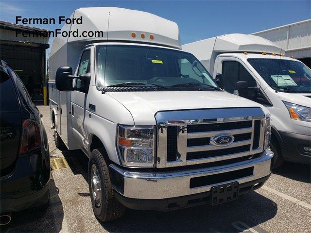 2019 Ford E-350 RWD, Knapheide Service Utility Van #19F1123 - photo 1