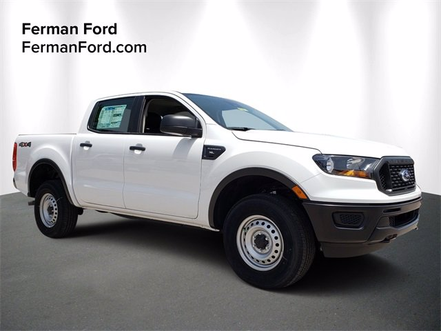 2019 Ford Ranger SuperCrew Cab 4x4, Pickup #19F1129 - photo 1