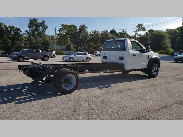 2019 Ford F-550 Regular Cab DRW 4x4, Cab Chassis #19F1130 - photo 1