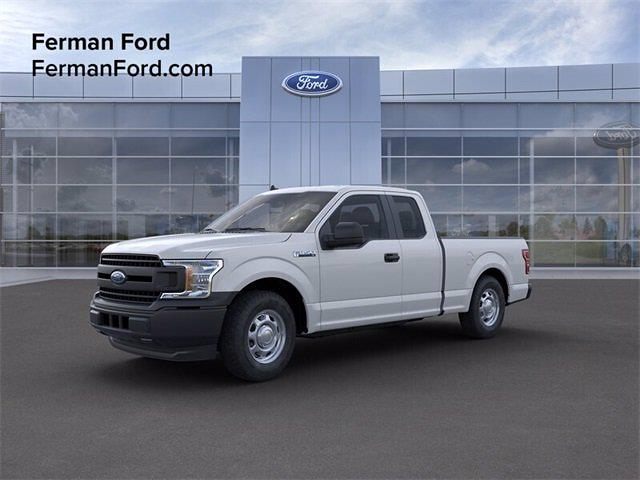 2020 Ford F-150 Super Cab 4x2, Pickup #20F1102 - photo 1