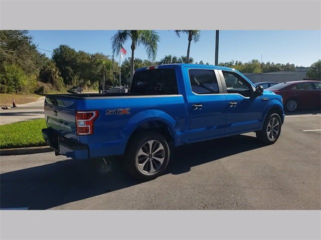 2020 Ford F-150 SuperCrew Cab 4x2, Pickup #20F1416 - photo 1