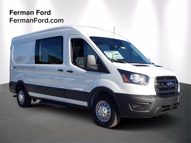 2020 Ford Transit 250 Med Roof 4x2, Crew Van #20F1417 - photo 1