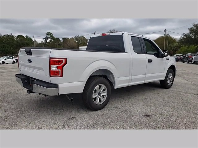 2020 Ford F-150 Super Cab 4x2, Pickup #20F1509 - photo 1