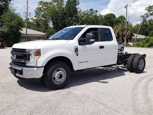 2020 Ford F-350 Super Cab DRW 4x2, Cab Chassis #20F1531 - photo 1