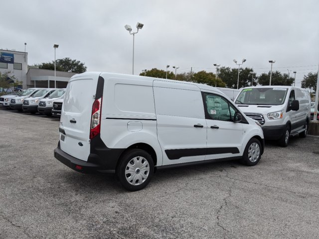2020 Ford Transit Connect FWD, Empty Cargo Van #20F430 - photo 1